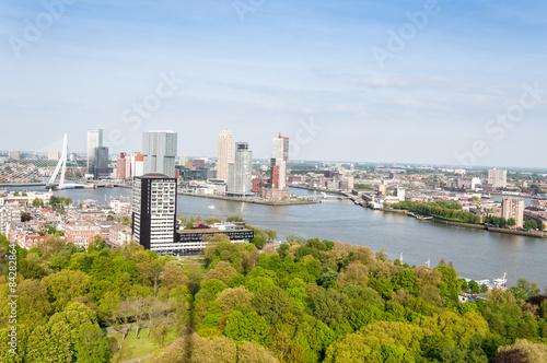 Staande foto Rotterdam ROTTERDAM, NETHERLANDS