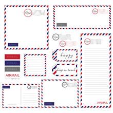 Airmail Stationery Set