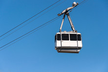Cable Car In The City Of Gibra...