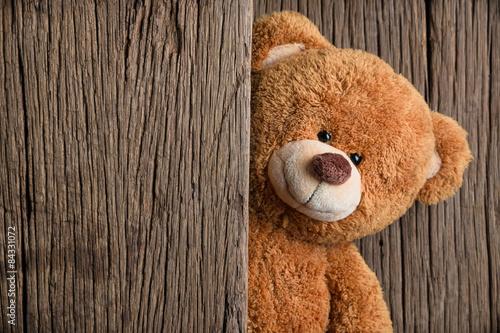 Fotografie, Obraz  teddy bears