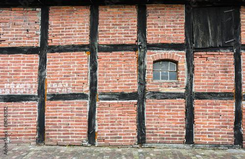 Fotografie, Obraz  Prussian wall