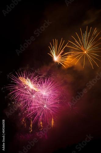 Vászonkép  fireworks