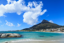 Beautiful Camps Bay Beach And ...