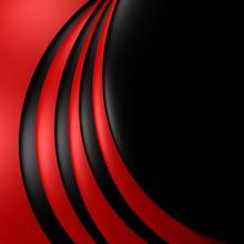 Czarno-czerwone Tło