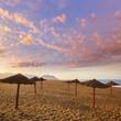 Almeria Cabo de Gata San Miguel beach Spain
