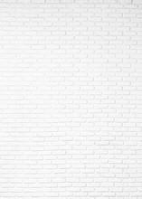 Wall, Brick, White.