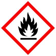 SGH02 - Produit Inflammable