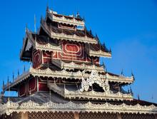 Northern Thai Temple