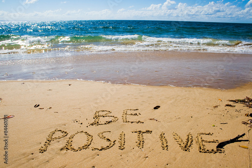 Photo  Be positive