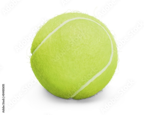 In de dag Bol Tennis, Ball, Tennis Ball.