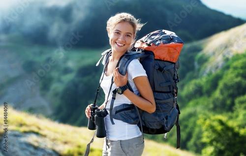Canvastavla Travel, traveler, backpack.