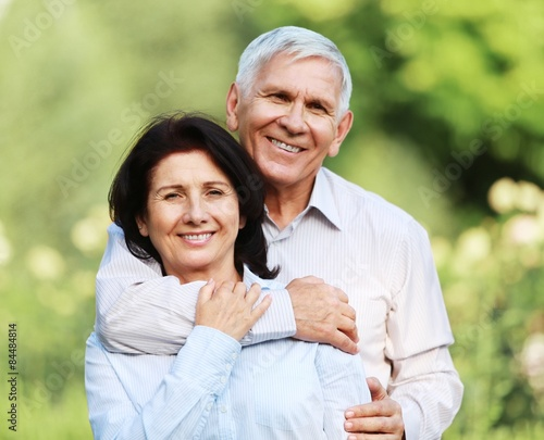 Latin american couple