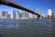 ブルックリンよりマンハッタン地区