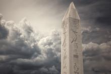 Obelisk Of Thutmose III In Istanbul