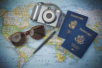 Putovnice za svjetska putovanja