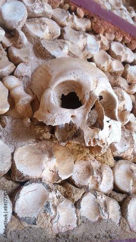 Tela capela dos ossos