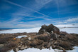 Sierra Nevada Snow Field
