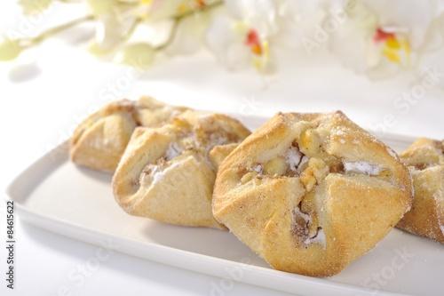 Fototapeta ciasto z jabłkami obraz