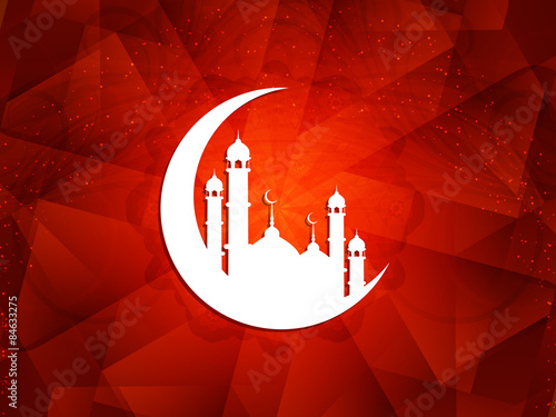 Photo  Beautiful Islamic background.