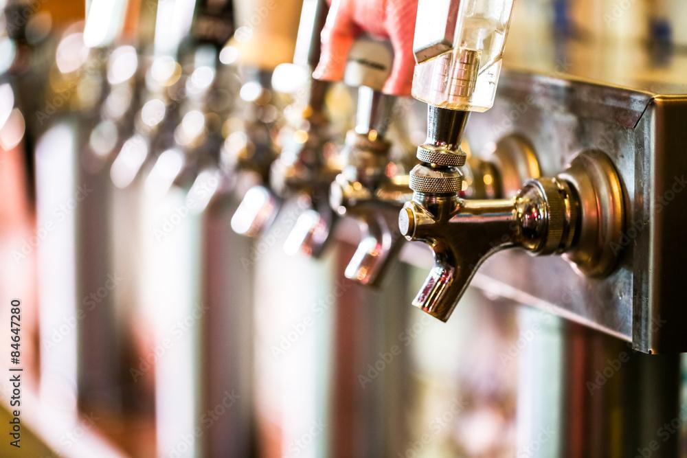 Fényképezés  Draft beer