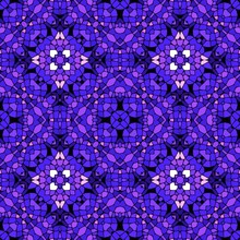 Seamless Kaleidoscopic Mosaic ...