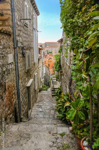 croatia-dubrovnik-stare-miasto