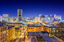 Richmond, Virginia, USA Downto...