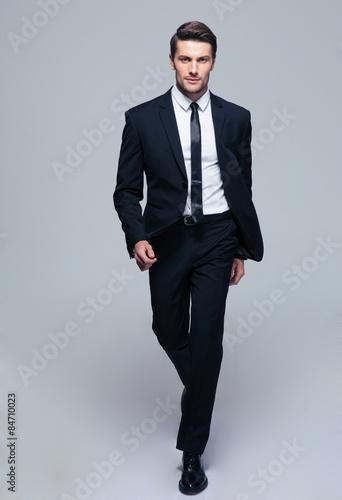 Fotografía  Full length portrait of a fashion male model