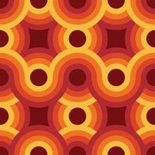 Seamless Geometric Vintage Wal...