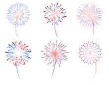 Fireworks Celebration Vector I...