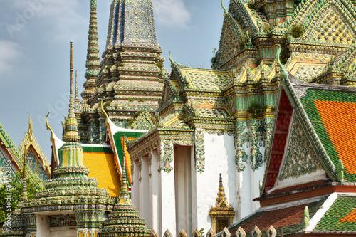 In de dag Bangkok Wat Po