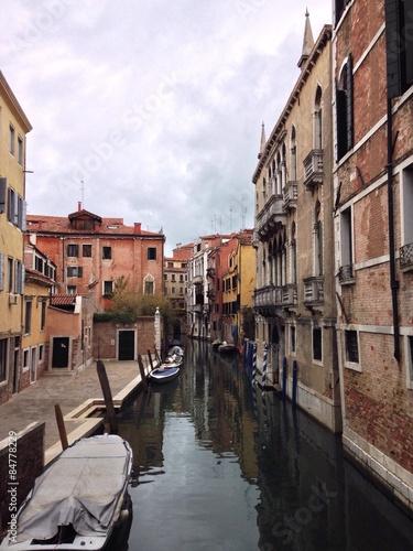 Fototapety, obrazy: Kleiner Kanal in Venedig