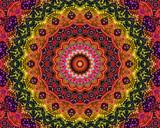 Energy mandala background - 84789638