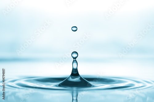 Fotografia, Obraz  Water drop