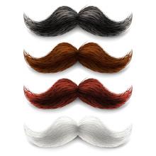 Fake Moustaches Color Set