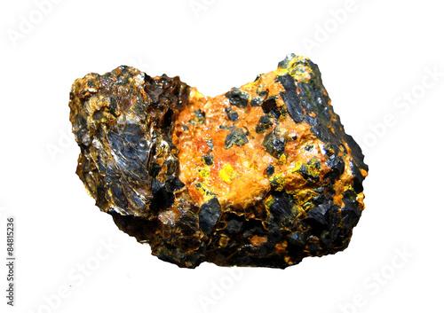 Fototapeta  Stone uranium.