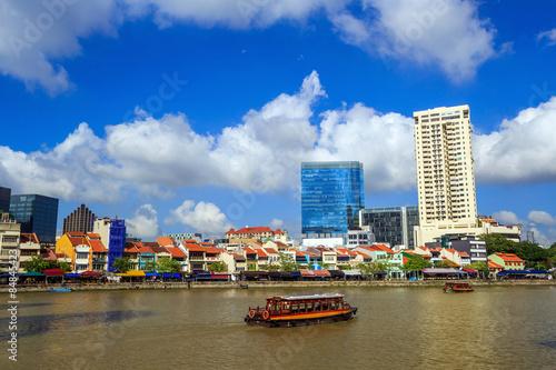 Photo  Clarke Quay, Singapore