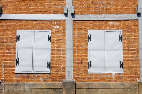 富岡製糸場東繭倉庫 Adobe Stock でこのストック画像を