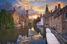 Bruges. Image Of Bruges, Belgi...