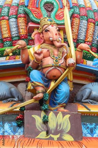 Photo  Ganesha statue in Sri Lanka