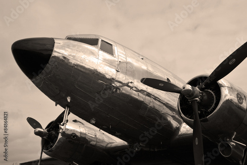 Photo  Avion DC3 Vintage