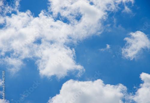 Foto op Plexiglas Hemel blue sky