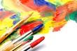 Paint, Artist, Paintbrush.