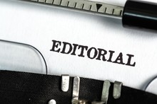 Editorial, Journalist, Typewri...