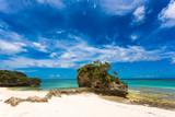 Plaża na Okinawie