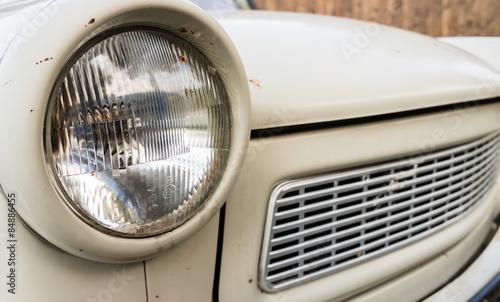 DDR Trabant Schweinwerfer Slika na platnu