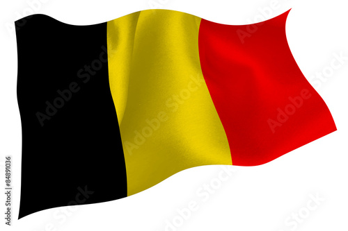 Fotografía  ベルギー  国旗 旗