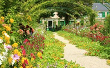 Garten In Giverny