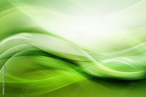 Elegant Modern Light Green Background - fototapety na wymiar