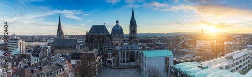 Photo aachen panorama